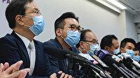 Hong Kong'da seçimler, koronavirüs nedeniyle 1 yıl ertelenecek