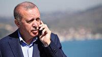 Cumhurbaşkanı Erdoğan, Kazakistan ve Tacikistan liderleriyle telefonda görüştü