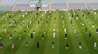 İrlanda'nın ünlü stadyumu Kurban Bayramı için Müslümanlara açıldı