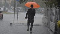 Meteoroloji son tahminlerini açıkladı: 24 ile yağış uyarısı