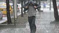 Meteorolojiden yurdun dört bir yanı için sağanak uyarısı