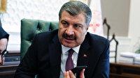 Sağlık Bakanı Koca Lübnanlı mevkidaşı ile görüştü: Türk uzman hekim ekibi Lübnan'a gidiyor