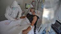 Cumhurbaşkanı Erdoğan'ın talimatıyla 45 günde yapılmıştı: Pandemi hastanesinde koronavirüsle böyle savaşıyorlar