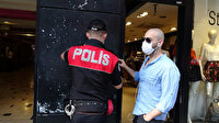 Beşiktaş'ta koronavirüs denetimi sırasında bir kişi 'benim babam doktor' dedi ceza yemekten kurtulamadı