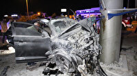 Bodrum'da feci kaza: İki yakın arkadaşı ölüm bile ayıramadı