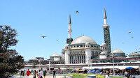 Açılışına sayılı günler kaldı: Taksim Camii'nin yüzde 65'i tamam