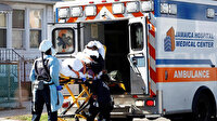 ABD'de ürkütücü koronavirüs bilançosu: Son 24 saatte bin 176 arttı