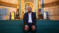 Ayasofaya imamı Boynukalın hutbeyi İngilizce ve Arapça okudu