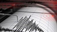 Bitlis'te 4,6 büyüklüğünde deprem oldu
