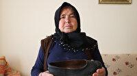 Türkiye'de merhametiyle tanındı: Lastik ayakkabısına su doldurarak sokak köpeğine su içiren Hatice Teyze olayı gözyaşlarıyla anlattı