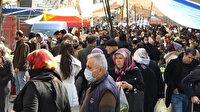 Kilis'te vaka sayısı tavan yaptı taziyeler yasaklandı
