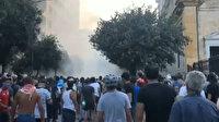 Beyrut'taki protestolar sırasında 1 polis öldü, 238 kişi yaralandı