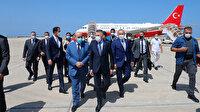 Lübnan'a destek ziyareti: Cumhurbaşkanı Yardımcısı Fuat Oktay ve Çavuşoğlu Lübnan'da