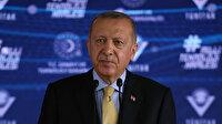 Cumhurbaşkanı Erdoğan: Dünyada ilkler arasında yer alan HİDROMEK firmamız iftihar vesilemiz