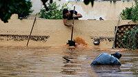 Yunanistan'da şiddetli yağışta Massapitu nehri taştı: 2 kişi hayatını kaybetti 8 aylık bebek kayıp