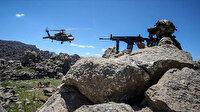 İçişleri Bakanlığı: Van-Çatak kırsalında iki terörist etkisiz hale getirildi