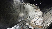 Yusufeli Barajı için geri sayım: Tamamlanmasına 50 metre kaldı