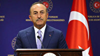 Çavuşoğlu: Doğu Akdeniz'de hem Türkiye'nin hem de Kıbrıs Türklerinin haklarını sonuna kadar savunacağız, bundan taviz vermeyiz