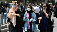 İran'da son 24 saatte koronavirüs nedeniyle 188 kişi hayatını kaybetti