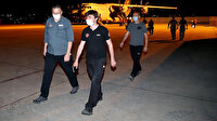 Lübnan'da görev yapan AFAD ekipleri yurda döndü
