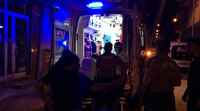 Olası faciayı önledi: 3'üncü kattan atlayan genci yere çarpmadan tuttu