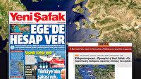 Yunanistan'da gündem Yeni Şafak: Adalar tartışmaya açıldı