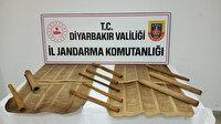 Diyarbakır'da ele geçirildi: 11 milyon liraya satacakken suçüstü yakalandılar