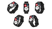 Huawei Watch Fit ortaya çıktı: Fiyatı ve özellikleri belli oldu