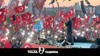 AK Parti'den 19. yıla özel ''İnandığın Yolda Yürü'' paylaşımı