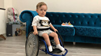 Ünlüler onun için seferber oldu: SMA hastası minik Gökalp için son 30 gün