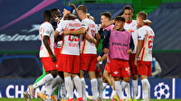 Şampiyonlar Ligi'nde Leipzig, Atletico Madrid'i son dakikada eledi (ÖZET)