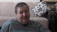 Marmara Depremi'ni yaşayan engelli vatandaş o geceyi böyle anlattı