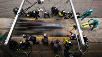 F1 İspanya Grand Prix'sini Hamilton kazandı