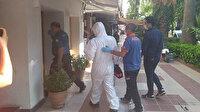 Aydın'da otelde siyanür paniği: AFAD özel ekibi cesedi çıkardı