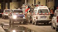 Somali'deki terör saldırısına Türkiye'den kınama