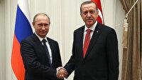 Cumhurbaşkanı Erdoğan, Rusya Devlet Başkanı Putin ile telefonda Libya ve Doğu Akdeniz'i görüştü