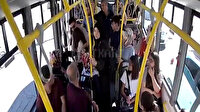 Sivas'ta otobüste kalp pili duran çocuğu otobüs şoförü hastaneye böyle yetiştirdi