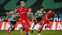 Hatayspor'dan Süper Lig'e 'merhaba' transferi: Portekizli golcü imzaladı