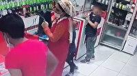 Çocuklarını hırsızlığa sürükleyen kadın güvenlik kamerasına yakalandı