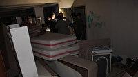Kilis'te korkunç cinayet: Kayınvalidesini öldürüp üzerine beton döktü