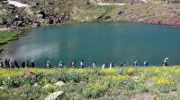 Terörden temizlenen Cilo- Sat Dağları doğaseverlerin akınına uğruyor