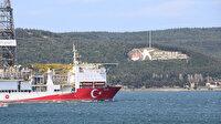 Türkiye'nin gururu Fatih, Mersin'den yola çıkmıştı: Çanakkale Boğazı'nı geçerek Karadeniz'e açılmıştı