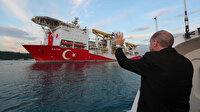 Cumhurbaşkanı Erdoğan'ın doğal gaz müjdesini muhalefet hazmedemedi