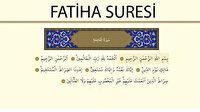 Fatiha Suresi Okunuşu ve Anlamı: Fatih Suresi oku, dinle, ezberle