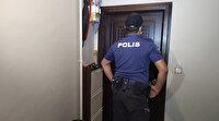 Gaziosmanpaşa'da toprak kayması: Polis kapıları tek tek çalıp binayı boşalttı