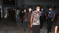 Tır dorsesinde yakalanan 173 kaçak göçmen sınır dışı ediliyor