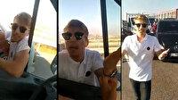 Çakarlı eşkıya minibüsünü satışa çıkarmış: Yol kesip, adam bıçaklamıştı