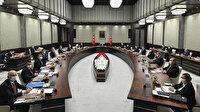 Cumhurbaşkanlığı Kabinesi Erdoğan başkanlığında Beştepe'de toplandı