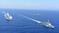 ABD ve Yunanistan'dan ortak askeri tatbikat