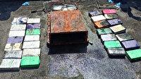 Gemide 60 milyon liralık uyuşturucu yakalandı: Üç şüpheli tutuklandı